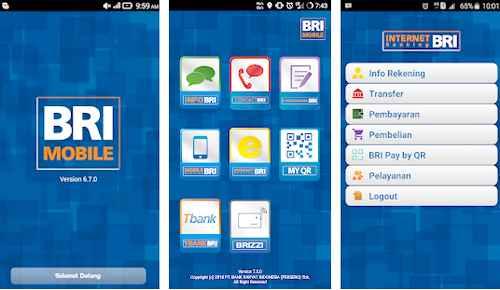 10 Cara Bayar DANA Lewat Mobile Banking BRI 2020