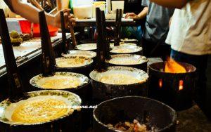 Wisata Kuliner Kaki Lima di Jakarta Recommended